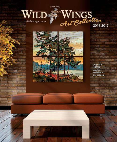 Wild Wings – Art Collection 2014-2015