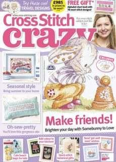Cross Stitch Crazy – July 2015 UK