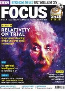 BBC Focus Science & Technology – December 2015 UK