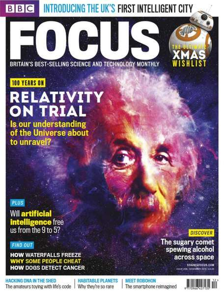 BBC Focus Science & Technology – December 2015 UK
