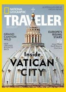 National Geographic Traveler – September 2015 USA