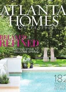Atlanta Homes & Lifestyles April 2015