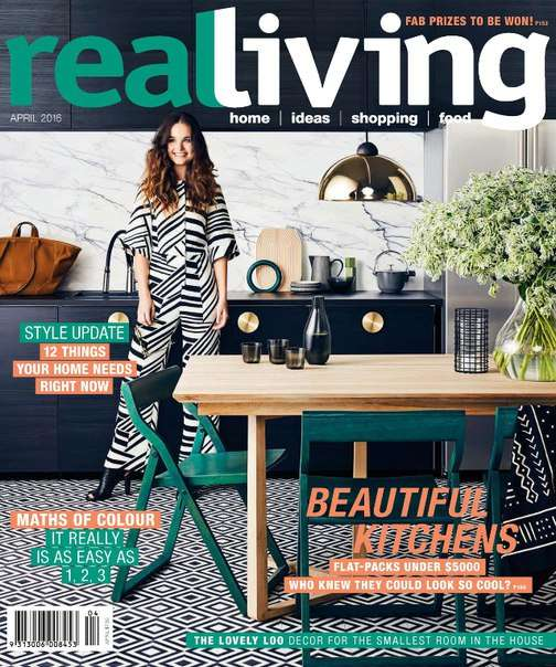 Real Living Australia – April 2016