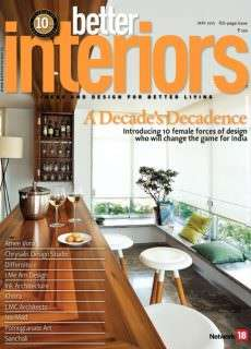 Better Interior – May 2015