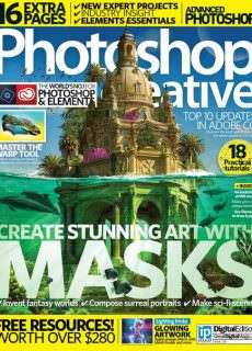 Photoshop Creative 135 – 2016 UK