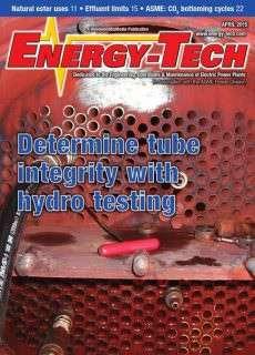 Energy Tech – April 2015
