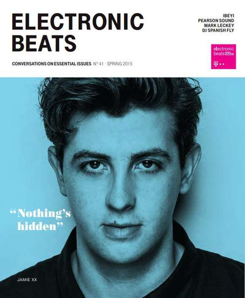 Electronic Beats, Issue 41 – Spring 2015