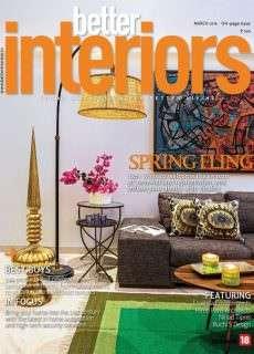 Better Interiors – March 2016