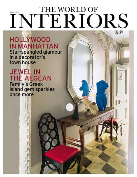 The World of Interiors – April 2016