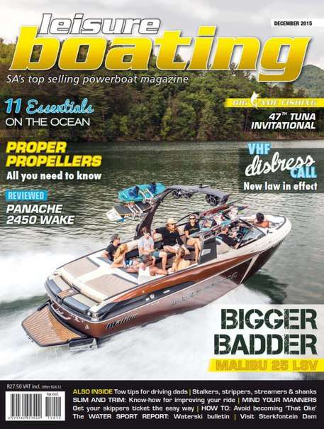 Leisure Boating – December 2015