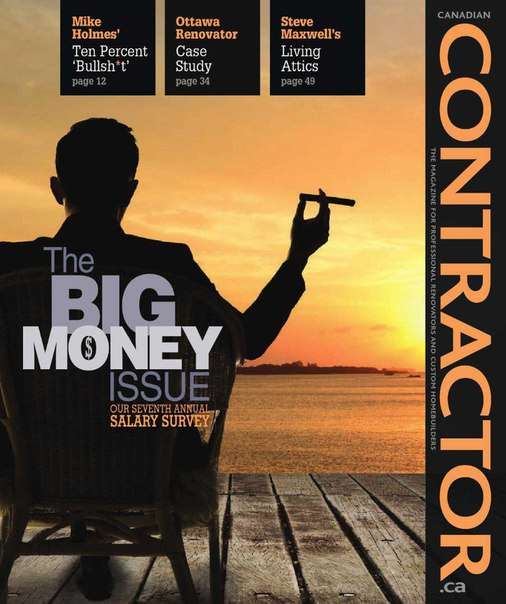 Canadian Contractor – March/April 2015