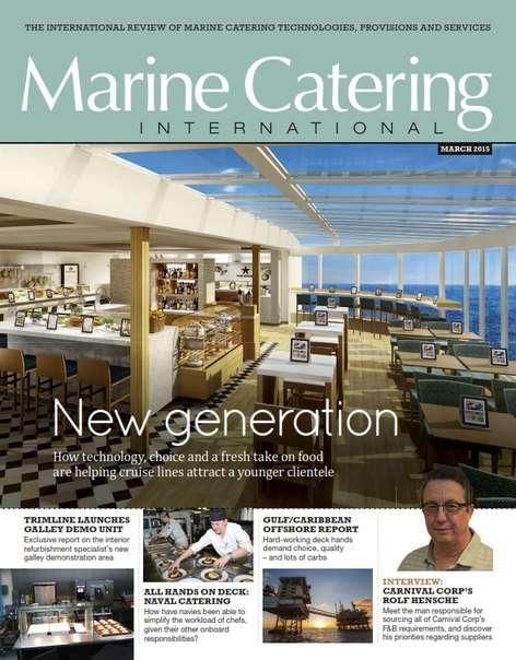 Marine Catering International – March 2015