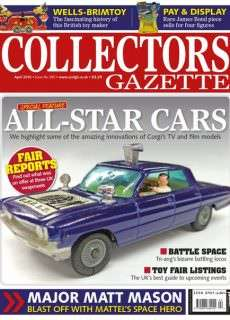 Collectors Gazette – April 2016