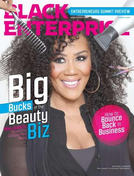 Black Enterprise – March 2016