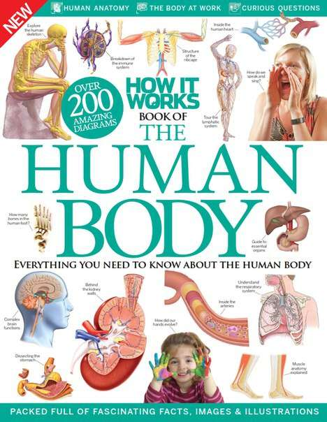 How It Works. Book of The Human Body 4th Revised Edition