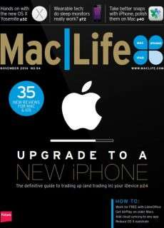 MacLife Magazine – November 2014