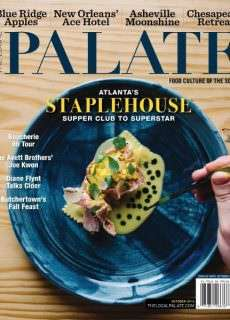 The Local Palate – October 2016