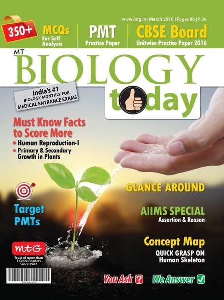 Biology Today – March 2016