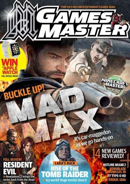 GamesMaster – May 2015