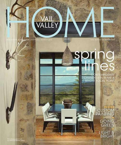 Vail Valley Home – March 2015
