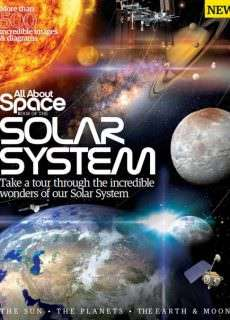 All About Space Book Of The Solar System 4th – 2016 UK