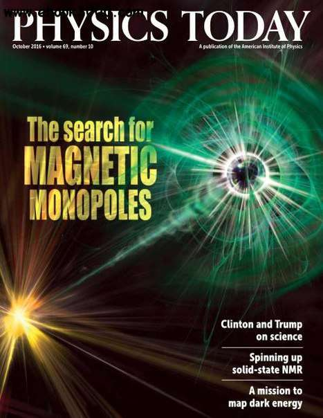 Physics Today – October 2016