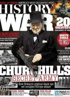 History of War Issue 12 – 2015 UK