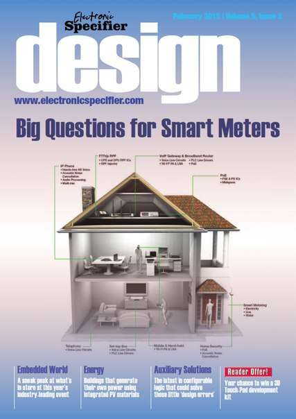 Electronic Specifier Design Vollume Issue 2 – February 2015