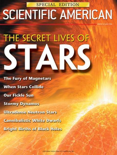 The Secret Lives of Stars – December 2004