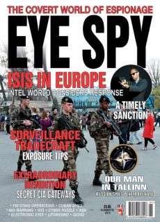 Eye Spy № 95 – 2015