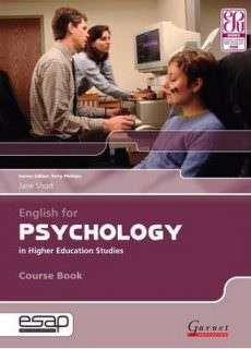 ENGLISH FOR PSYCHOLOGY in higher education studies (Jane Short)