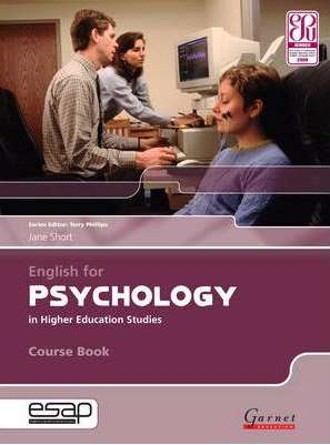 ENGLISH FOR PSYCHOLOGY in higher education studies (Jane Short)