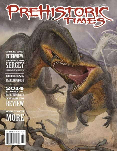 Prehistoric Times – Winter 2014