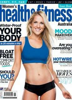 Women 39 s Health & Fitness – June 2016 AU