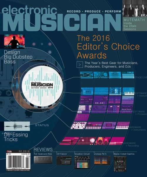 Electronic Musician – February 2016