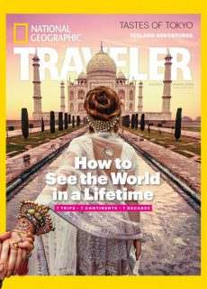 National Geographic Traveler Interactive – April-May 2016