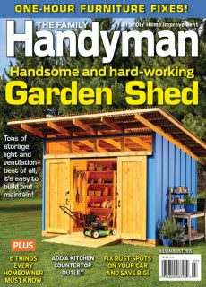 The Family Handyman 560 July-August 2015