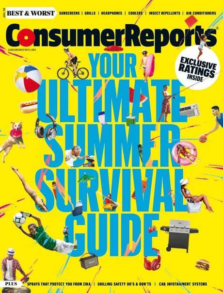 Consumer Reports – July 2016