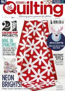 Love Patchwork & Quilting I31