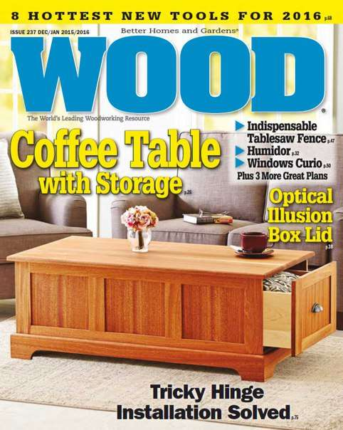 Wood U2013 March 2016 · WOOD U2013 January 2016
