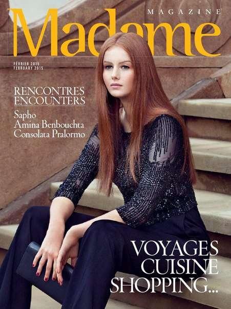 Madame Magazine February 2015