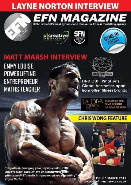 EFN Magazine Issue 1 – March 2015