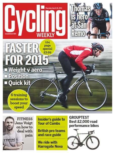 Cycling Weekly – 26 March 2015