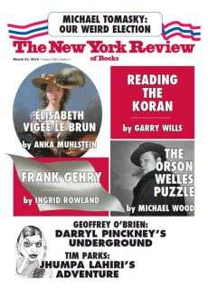 New York Review of Books – March 24  2016
