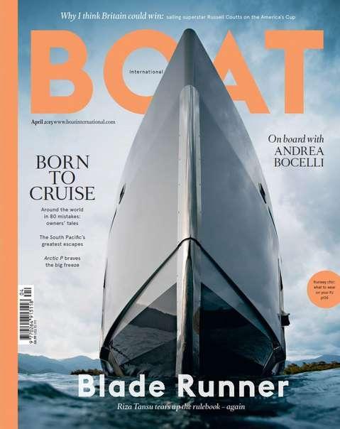 Boat International – April 2015