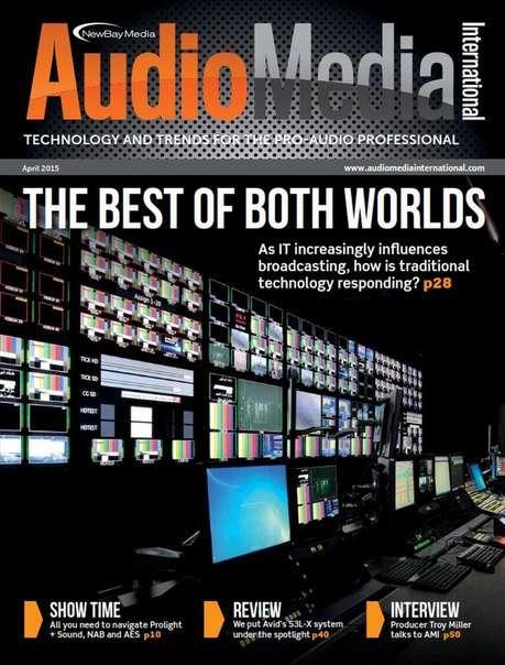 Audio Media International – April 2015
