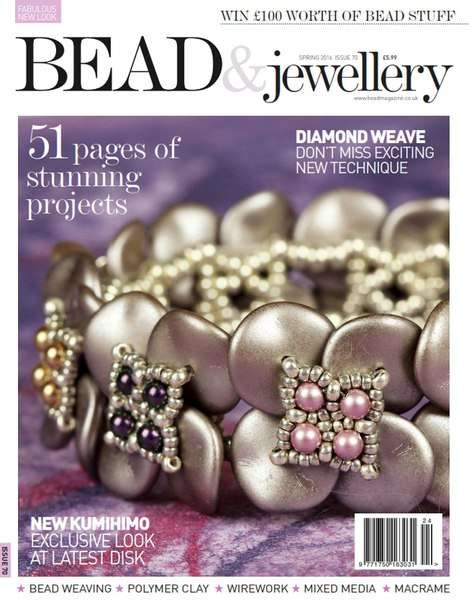 Bead Magazine – Issue 70 – Spring 2016