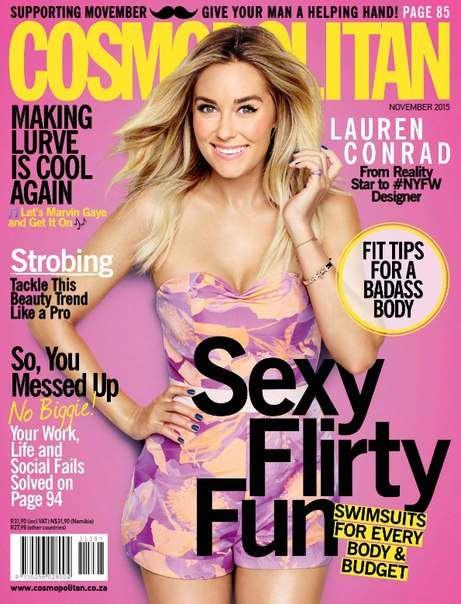 Cosmopolitan SA – November 2015
