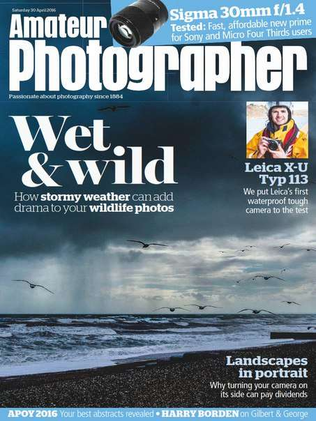 Amateur Photographer – April 30 2016