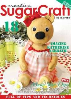 Creative Sugar Craft – Vol 4-3 – 2015 AU